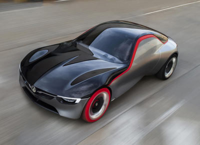 Vauxhall GT Concept