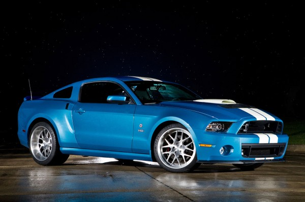 2013 Ford Shelby GT500 Cobra Carroll Shelby Tribute