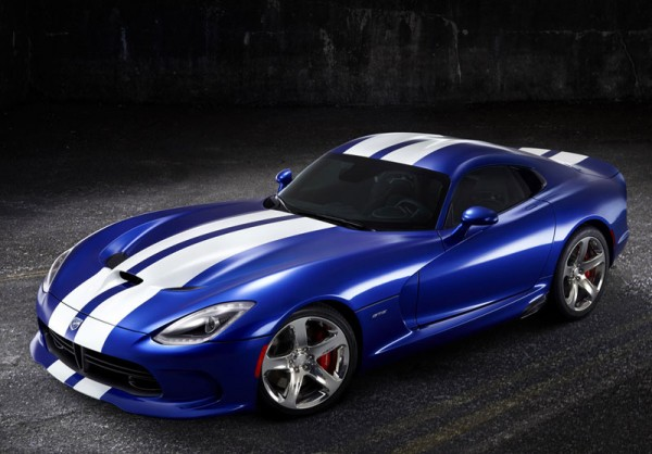 2013 SRT Viper Launch Edition