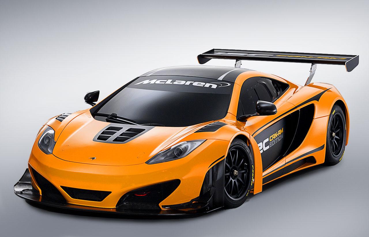 McLaren MP412C CanAm
