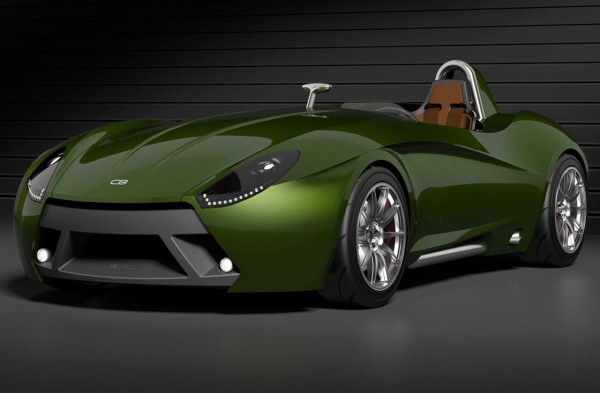 Bauer Limited Productions Catfish sports car