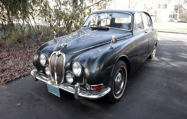1964 Jaguar S-Type 3.8S