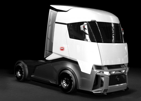 Renault CX/03 Truck concept