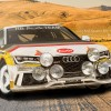 Audi RS7 Group B Rally Car