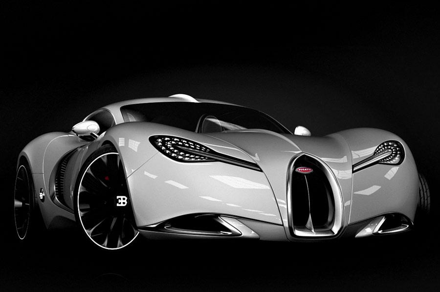 Bugatti Gangloff Concept Car