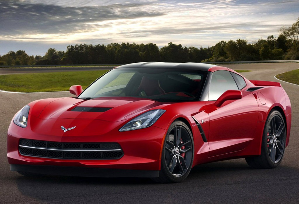 C7 Chevrolet Corvette Stingray