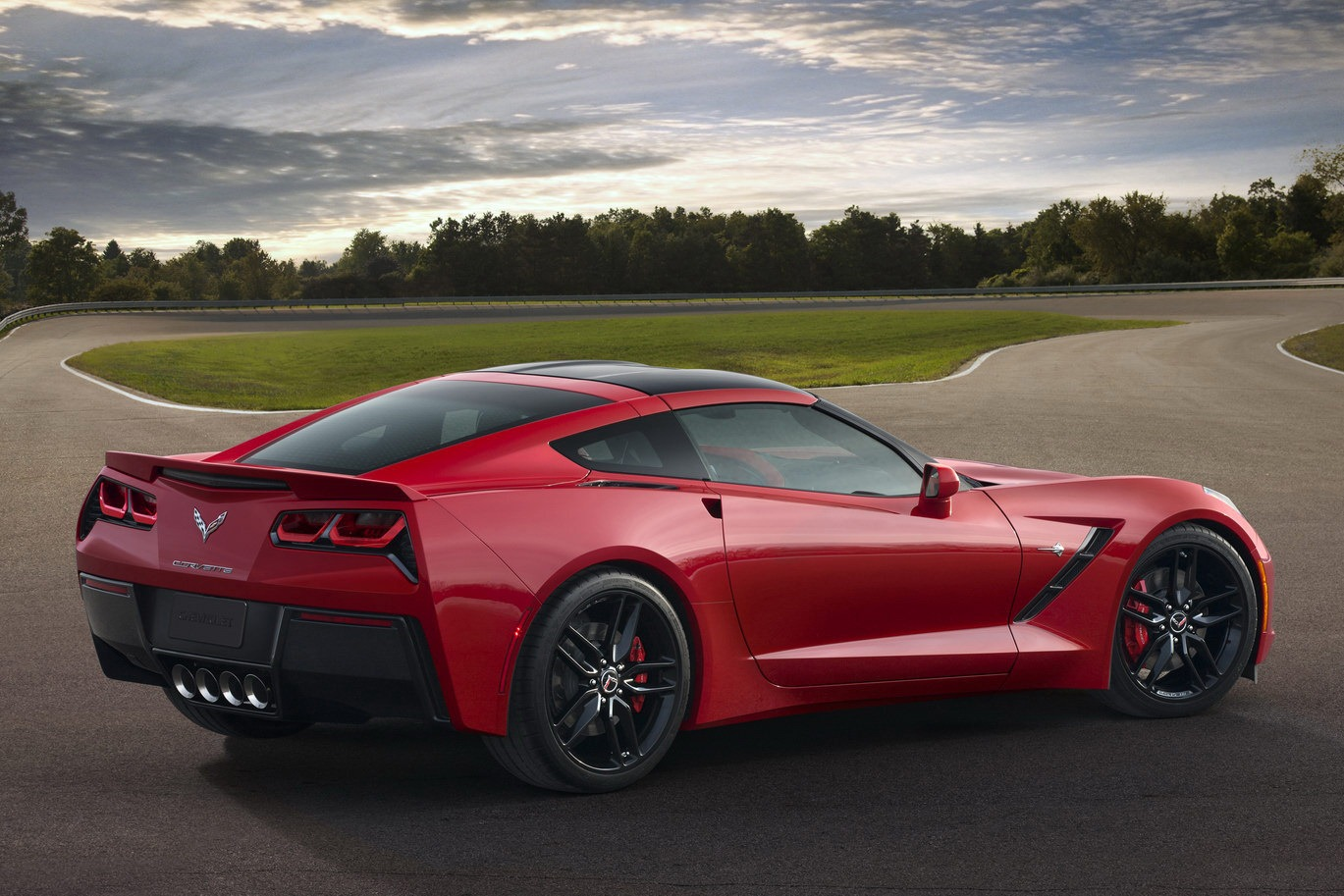 Chevrolet Corvette C7 Stingray Sports Cars