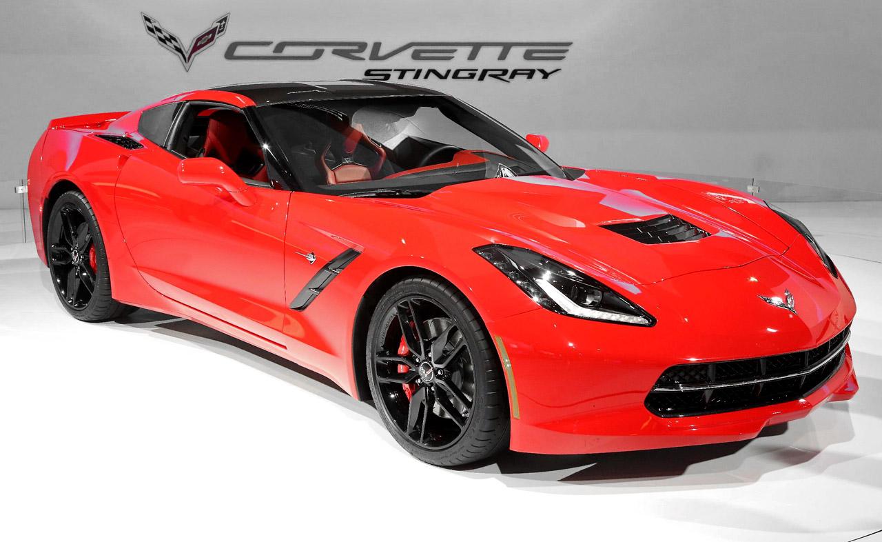 chevrolet corvette c7 stingray | sports cars