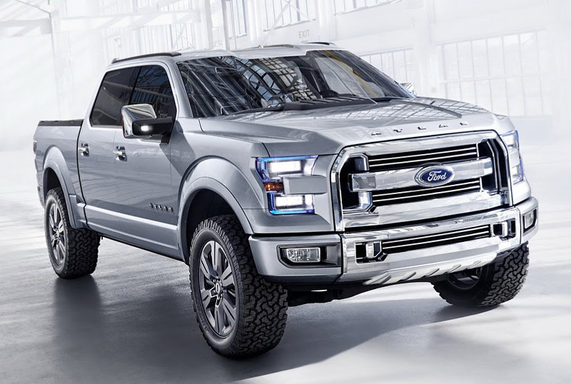 Ford Atlas 3