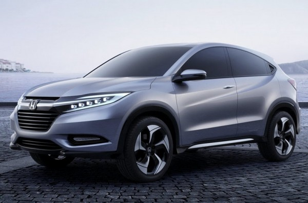 Honda Urban SUV Concept