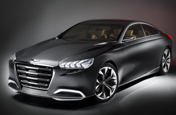 Hyundai HCD-14 Genesis Concept