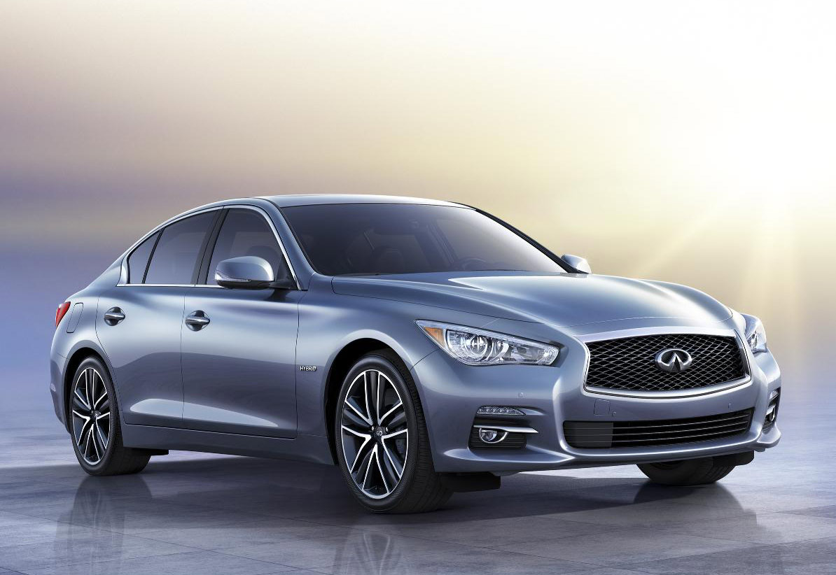 Infiniti Q50 with make its debut at our Naperville
