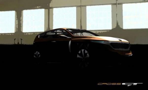 Kia Cross GT concept