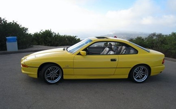 BMW 8 Series 850i