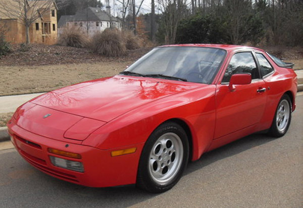 Porsche 944 Turbo