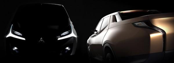 2013 Mitsubishi concepts