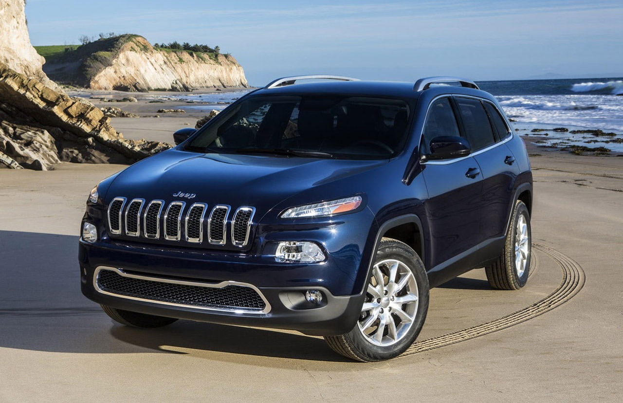 New Jeep Cherokee 2014