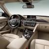 BMW 3 Series GT Gran Turismo interior
