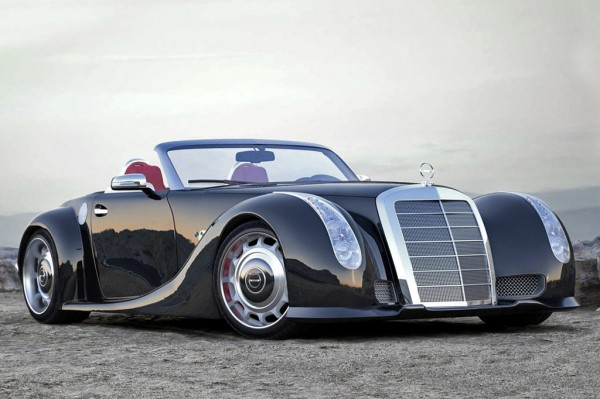 Gullwing America 300 SLC