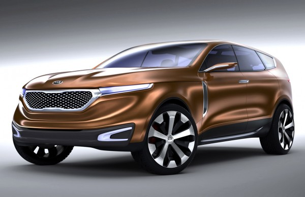 Kia Cross GT concept car