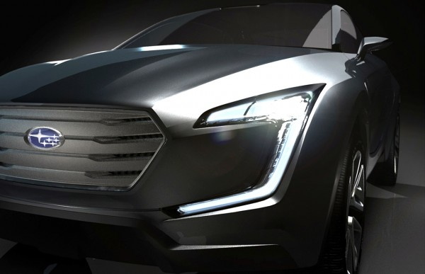Subaru VIZIV concept