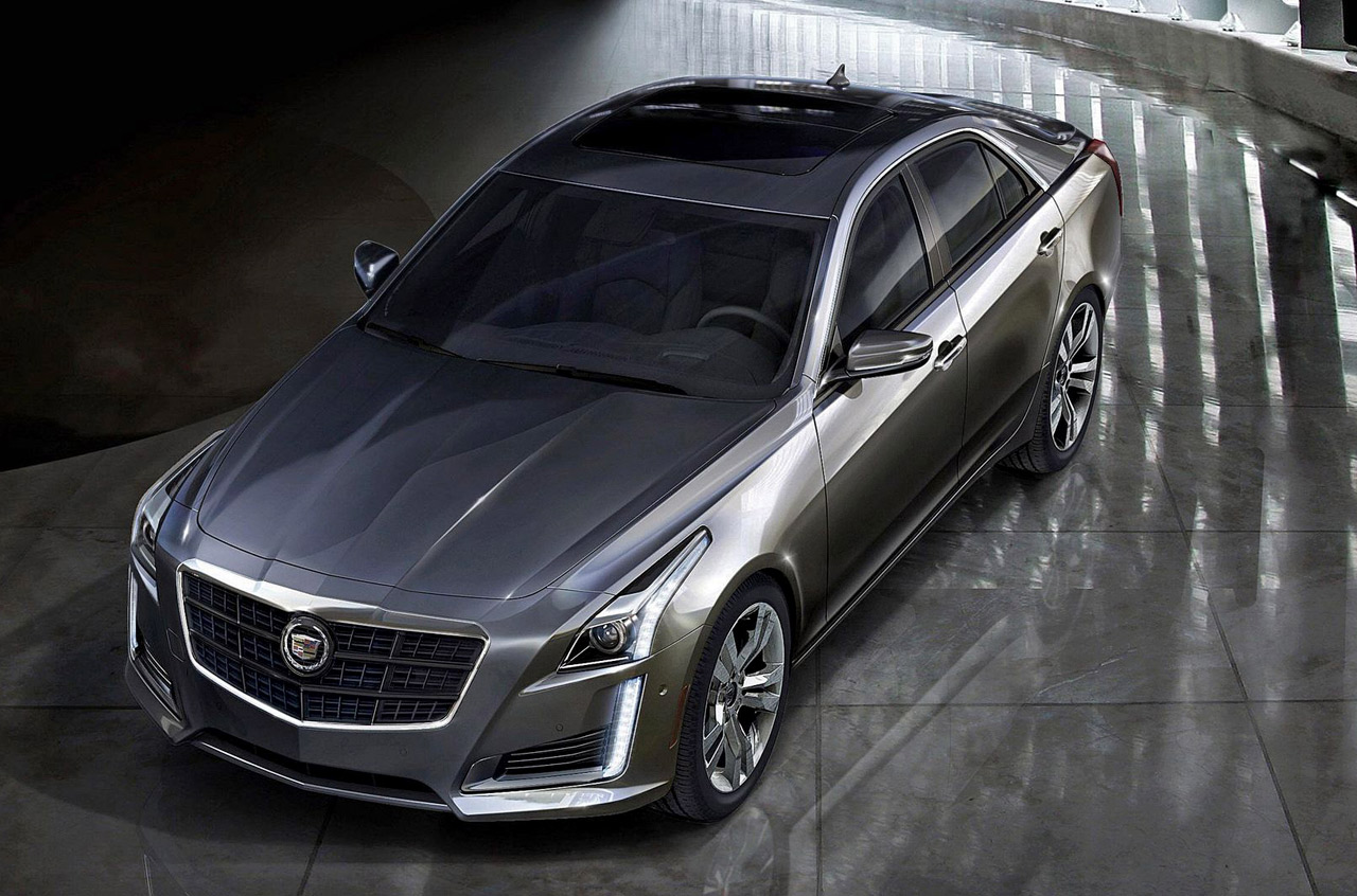 No one prefers Cadillac over Audi/BMW/Benz, right? | IGN Boards
