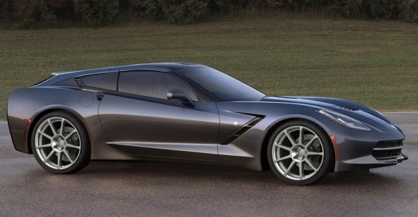 Callaway Corvette AeroWagon Shooting Brake