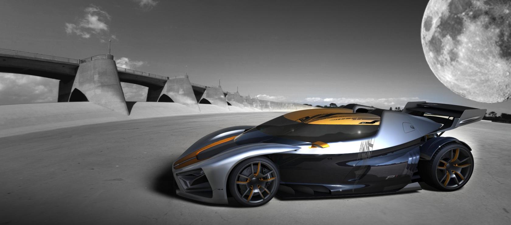 All Types ktm x-bow specs : Donto P1 | Sports Cars | Diseno-Art