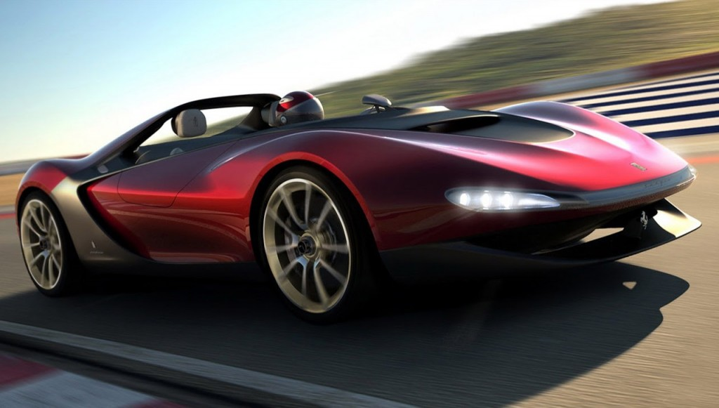 Pinifarina Ferrari Sergio