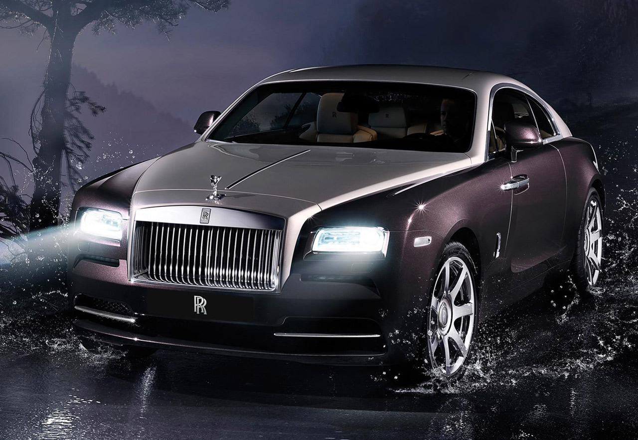 Rolls Royce Wraith Sport The Rolls-royce Wraith is The