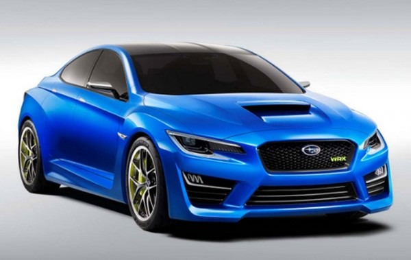 Subaru WRX Concept