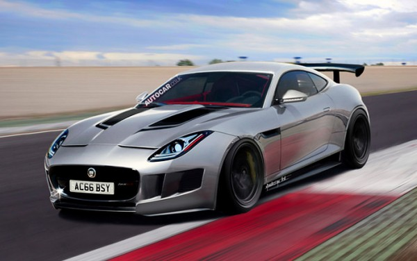 Jaguar F-Type GT