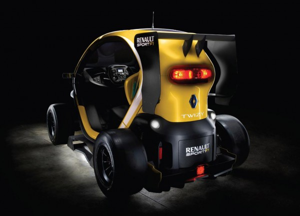 Renault Sport Twizy F1