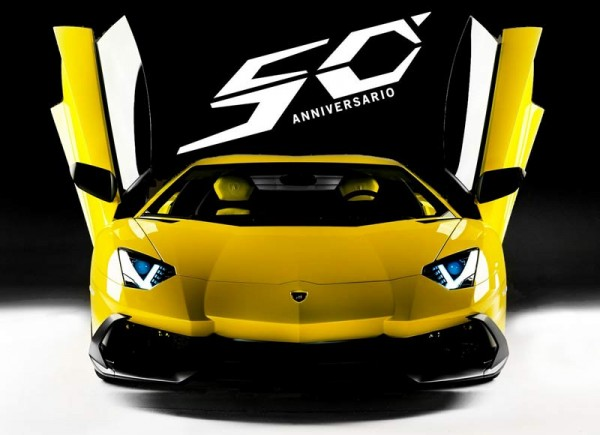 Lamborghini 50th Anniversary
