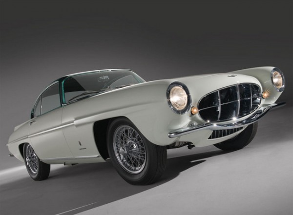 1956 Aston Martin DB2/4 MkII Supersonic by Carrozzeria Ghia