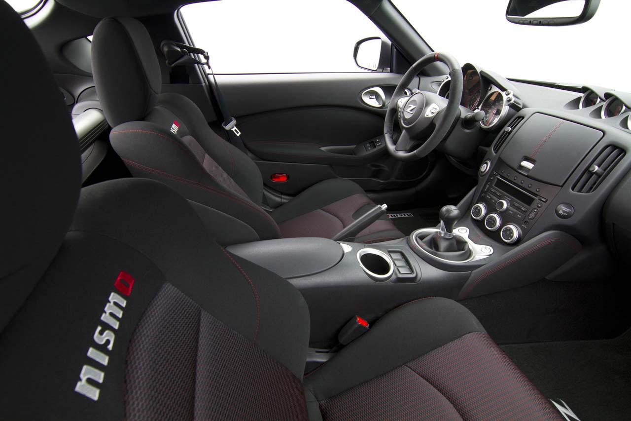 Nissan 370z Interior Seats
