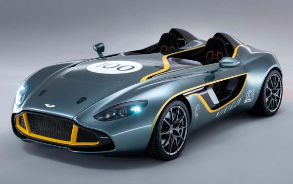 Aston Martin CC100 Speedster