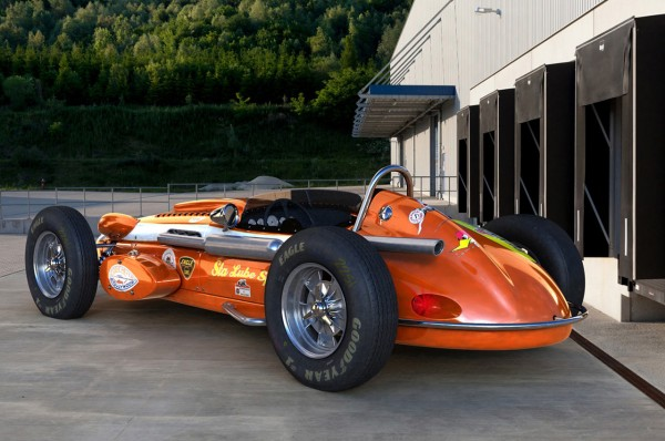 Indy Seven Roadster Concept