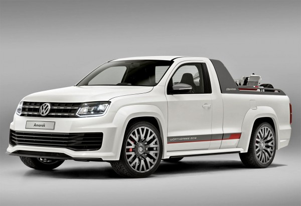 VW Amarok Power-Pickup concept