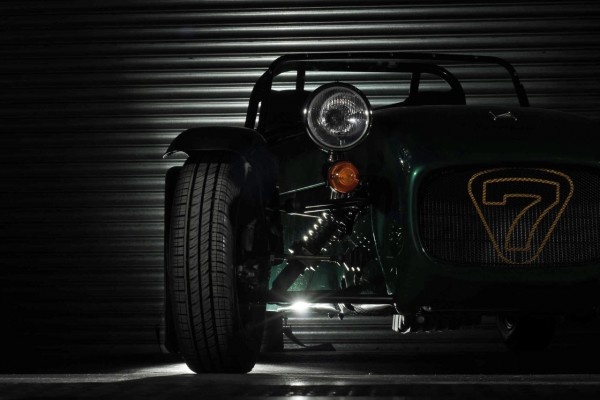 Caterham new Seven