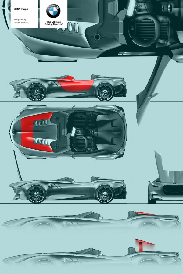 BMW Rapp Concept Car
