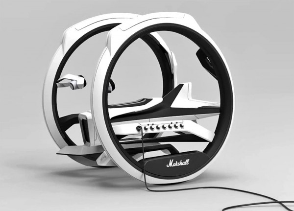 Marshall Dicycle