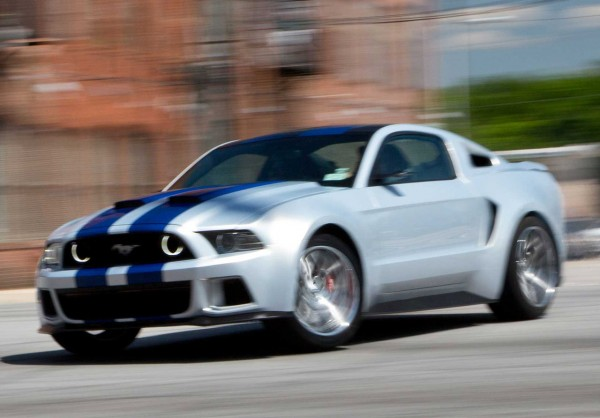 Need for Speed Ford Shelby Mustang