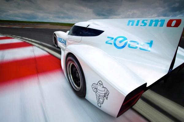 Nissan ZEOD RC electric race car