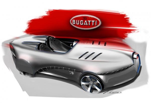 RCA Bugatti Type 35
