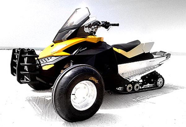 Sand-X bike