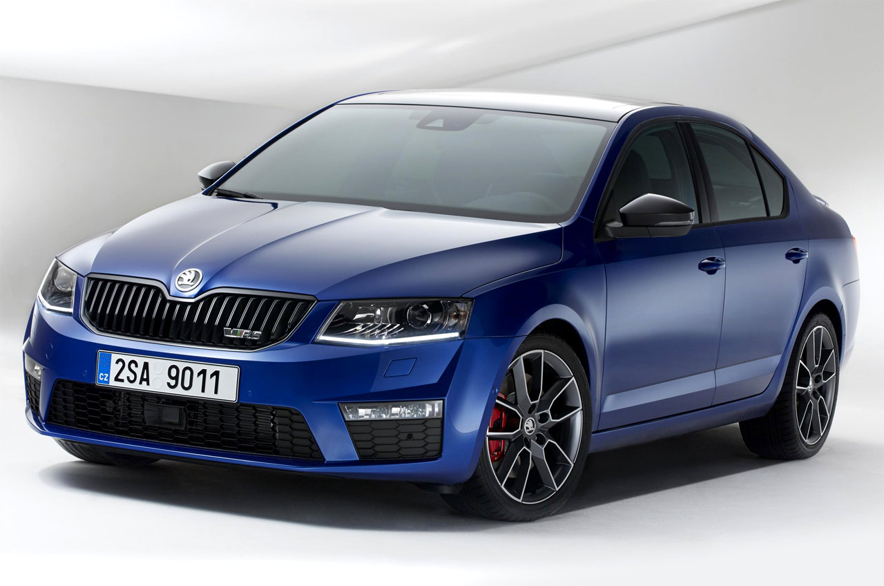 skoda octavia vrs autos weblog. Black Bedroom Furniture Sets. Home Design Ideas