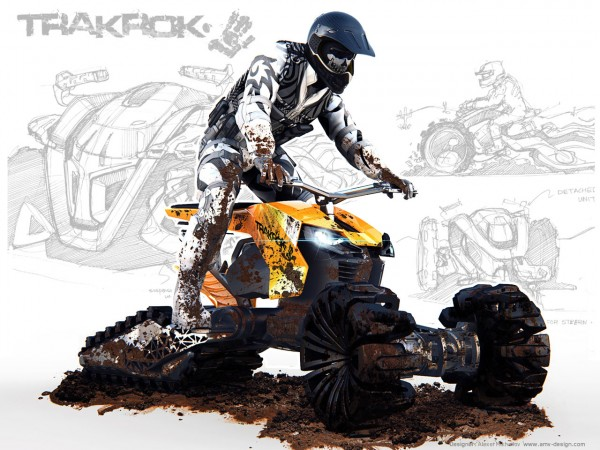 TrakRok Concept