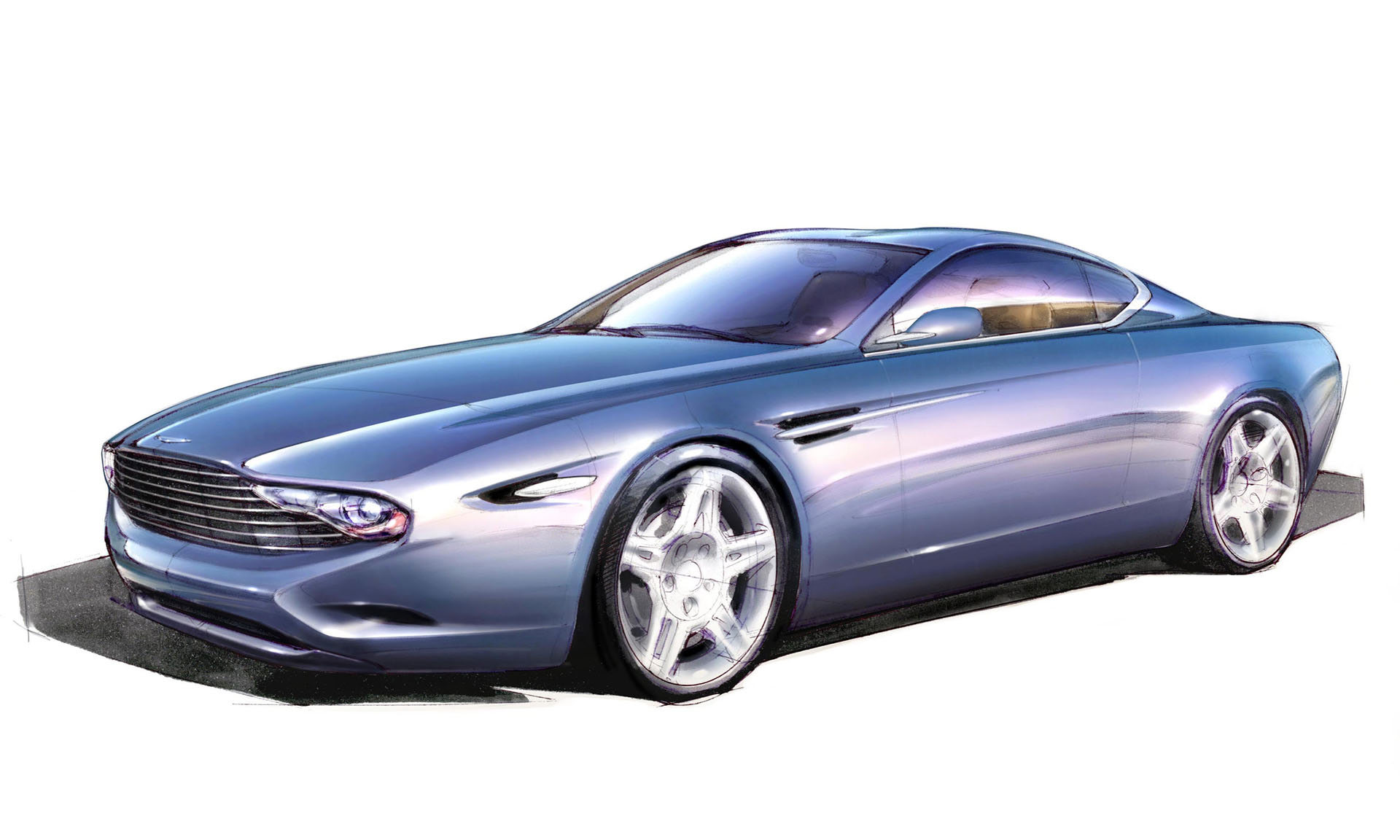 Zagato Chief Design Design Typical of Zagato