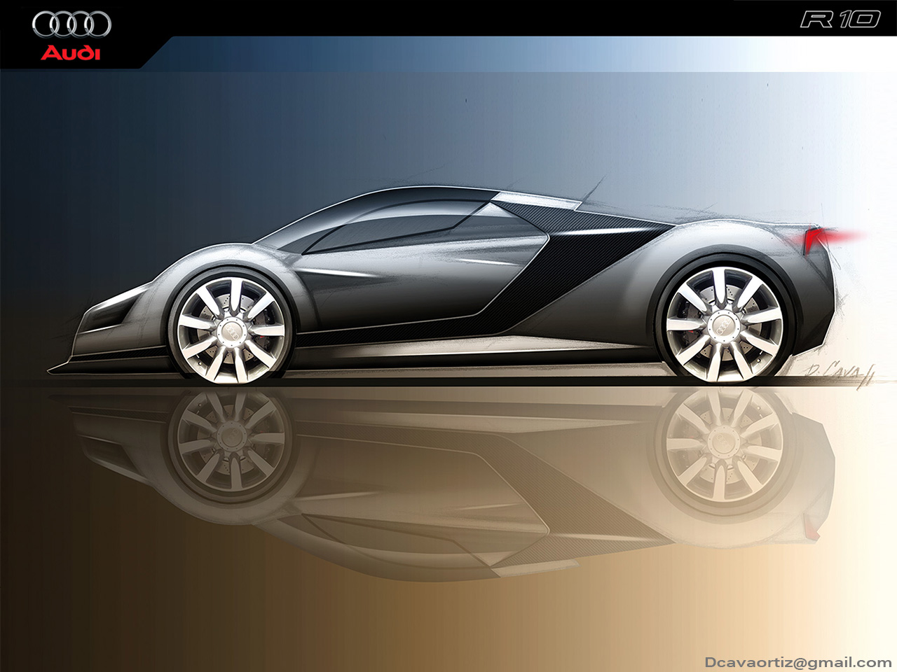 Image Gallery 2013 Audi R10